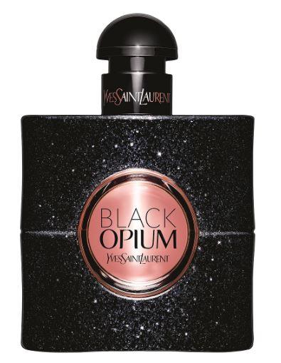 ysl black opium sexy perfumes