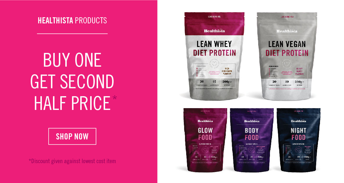 Healthista Products Offer
