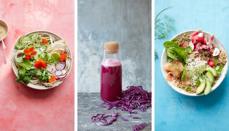 8 healthy recipes for glowing skin