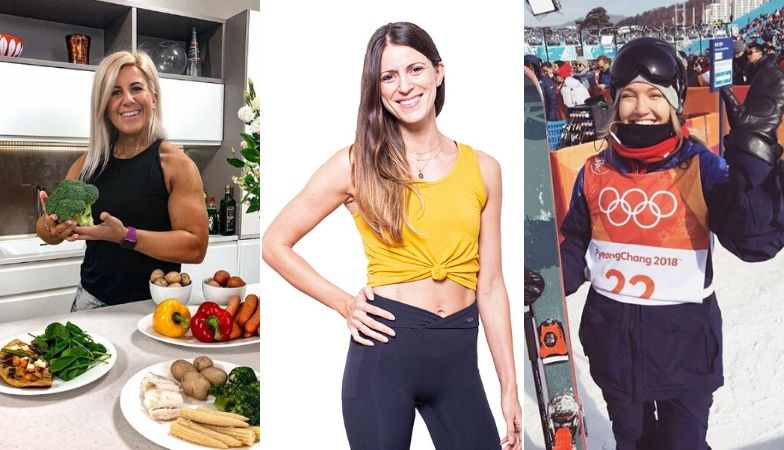 Healthy eating – exactly what these Instagram superstars eat in a day