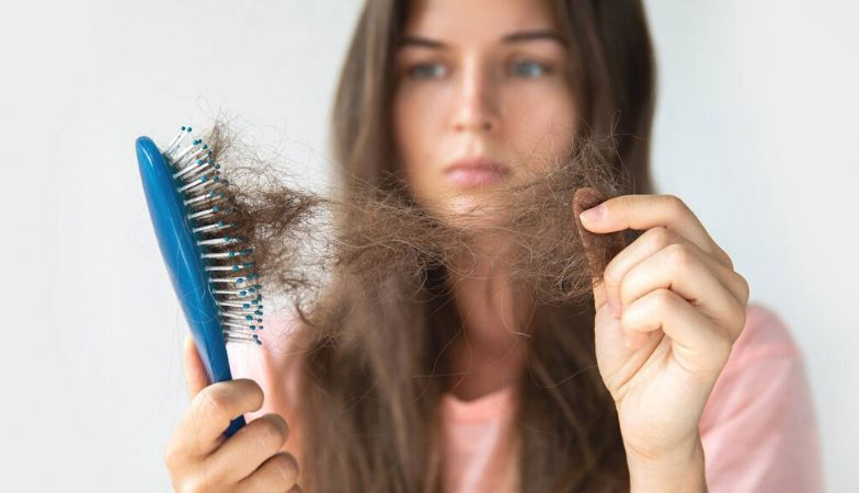 Hair falling out? This expert advice on hair loss will help