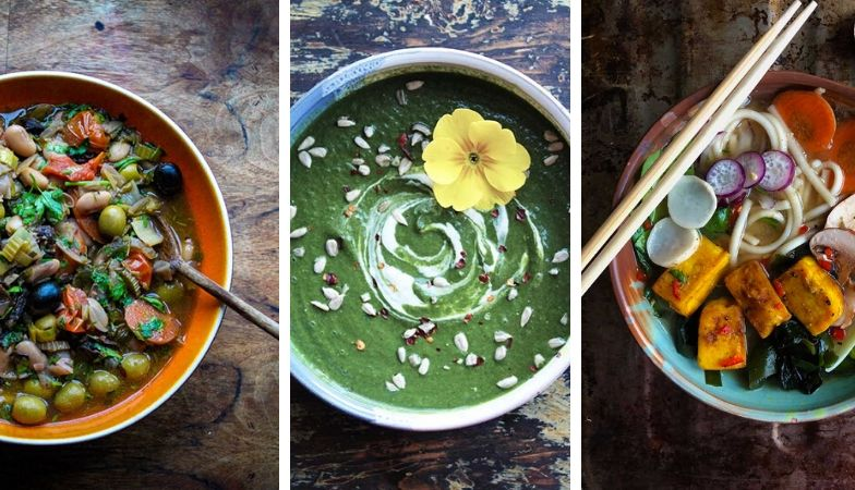 3 easy vegan soup recipes to warm you up this winter