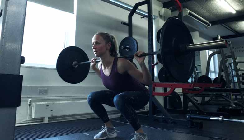 Workout with this top trainer to lose weight and change your body – video
