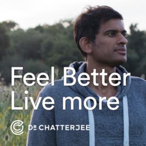feel better live more podcast