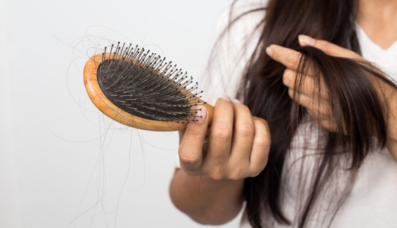 Why is my hair falling out? 5 causes of hair loss and exactly what to do
