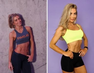 Helle Hammonds Home Workouts Sweaty 30 FEATURED