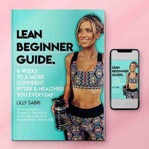 LEAN Beginner Guide - 4 Week image