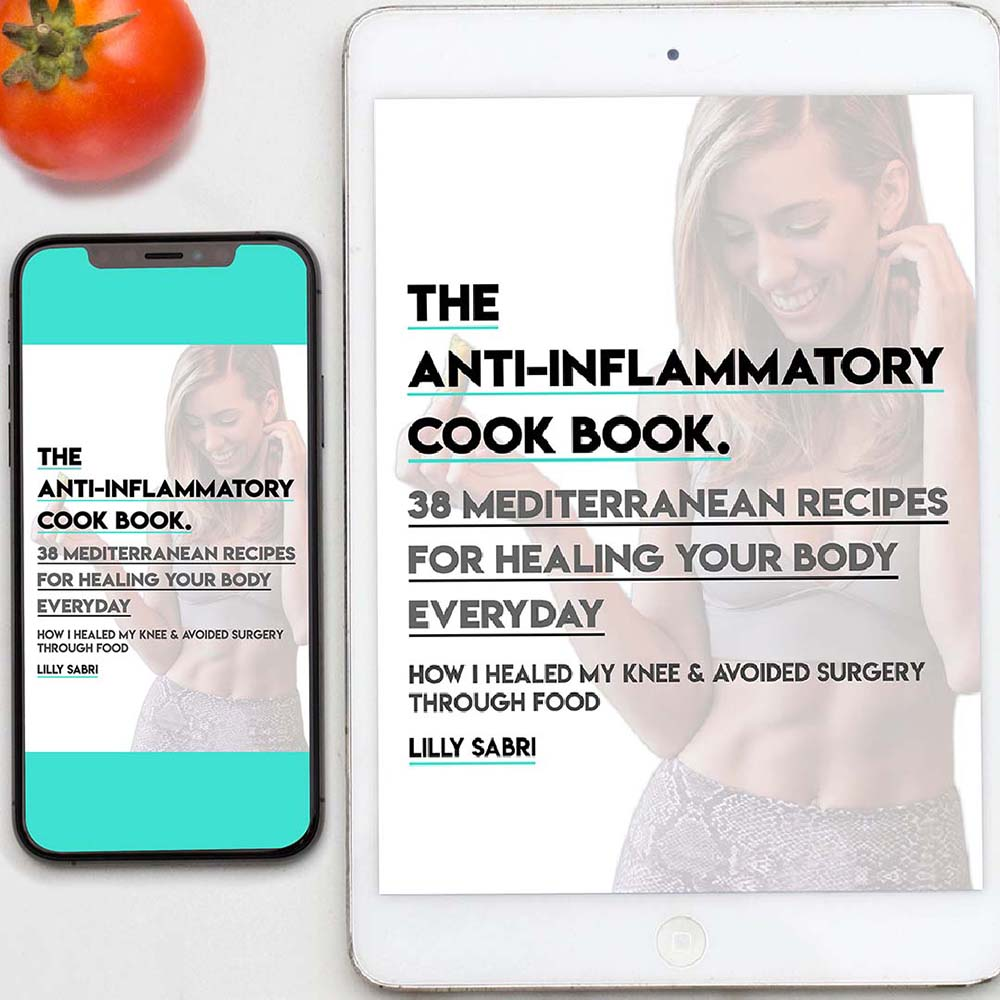 The Anti-Inflammatory Cook Book image
