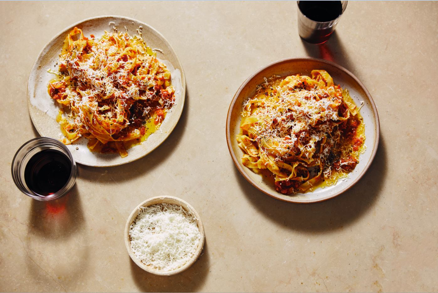 Tomato-butter-sugo-Healthy dinners - 5 easy recipes from a tin