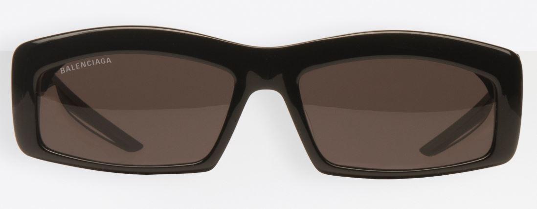 Balenciaga narrow sunglasses