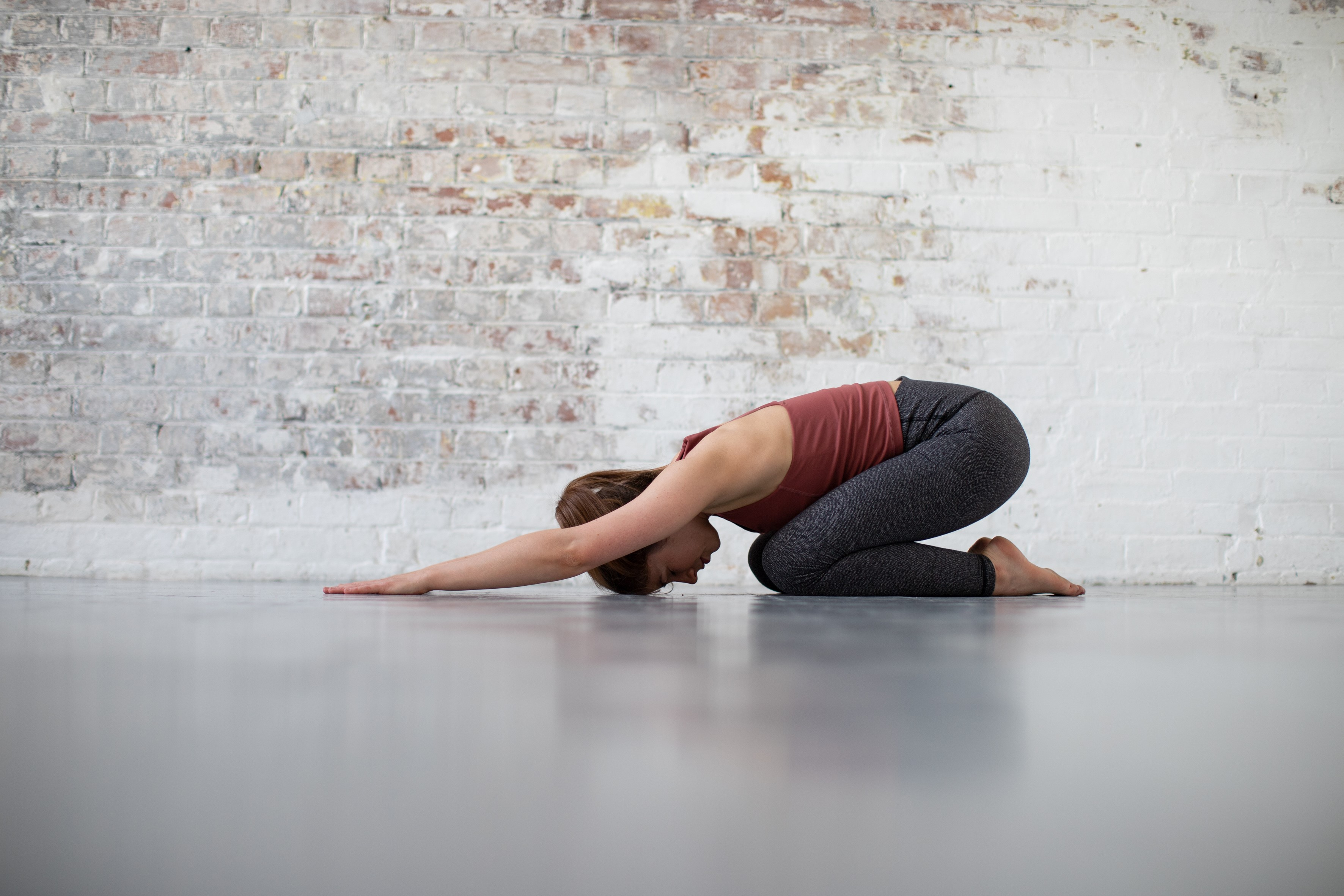 Finola back stretches 1