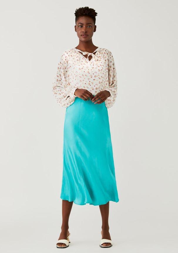 Ghost Skirt Jade