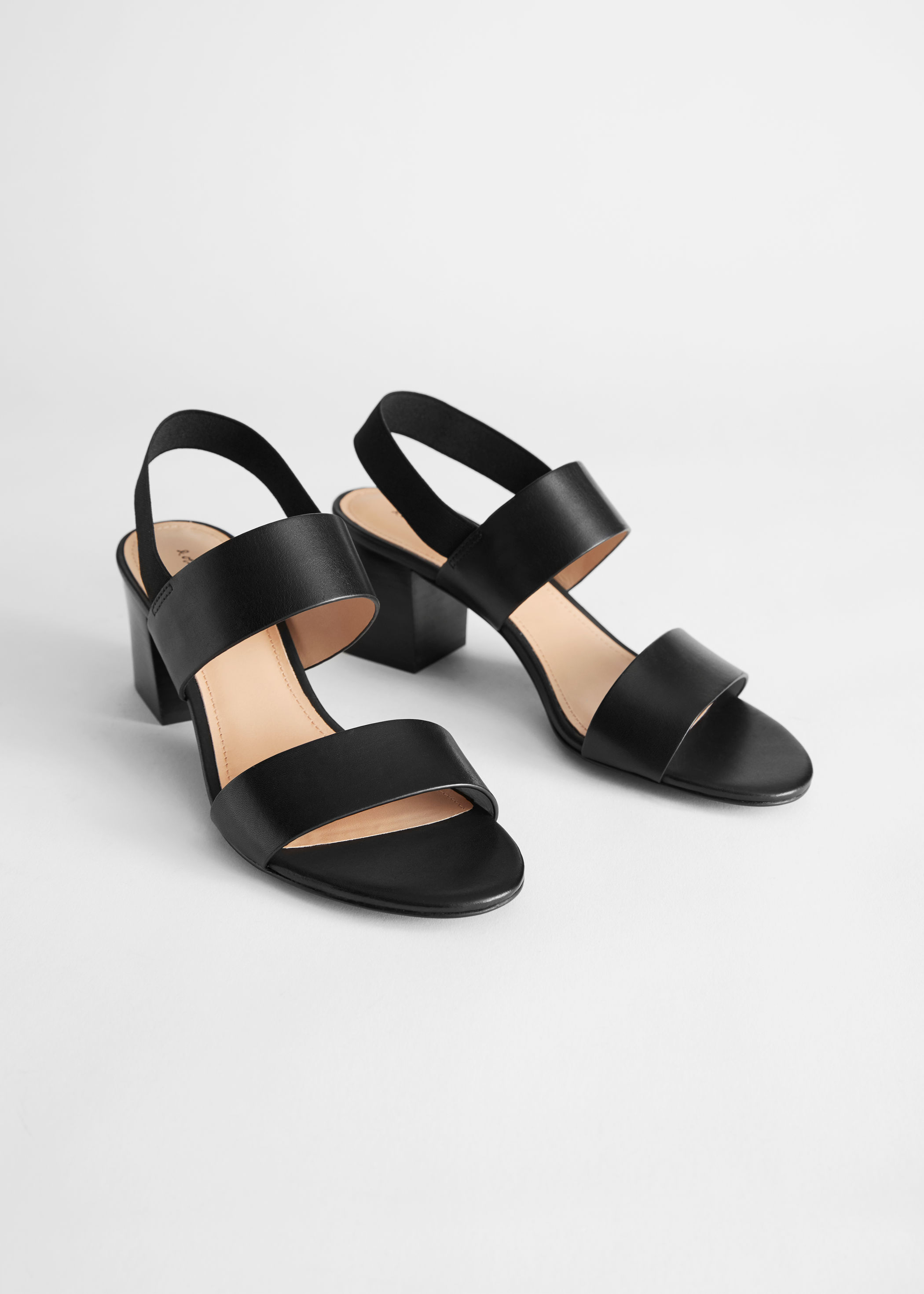 black and other stories sandles