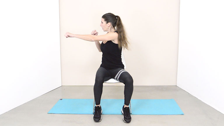 low-impact-core-mobility-workout, svava portrait-by-healthista.com