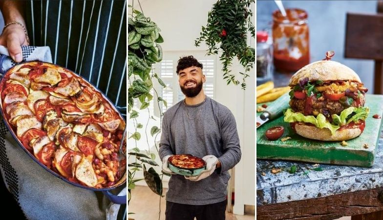 5 protein-packed vegan recipes we're loving from Gaz Oakley's new cookbook