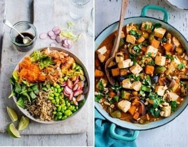 3 low carb dinner recipes that will actually fill you up FEATURED