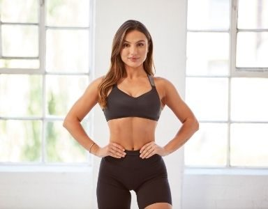 Fitness sensation Krissy Cela reveals 10 tips on getting back into the gym post lockdown FEATURED NEW