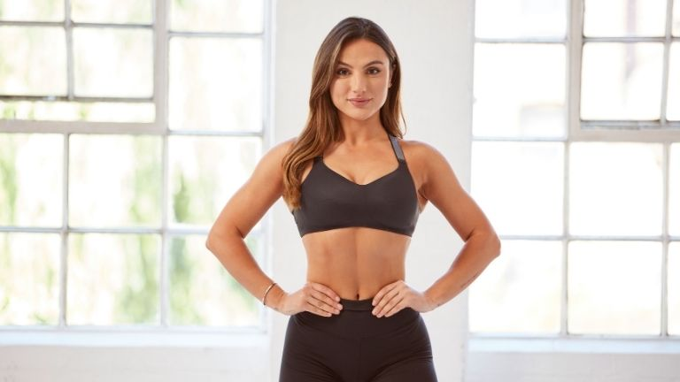 Fitness sensation Krissy Cela reveals 10 tips on getting back into the gym post lockdown MAIN NEW