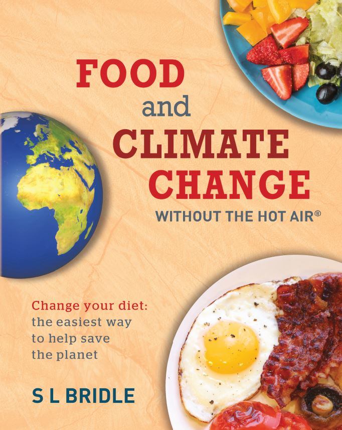 Food and Climate Change without the hot air Sarah Bridle climate friendly food swaps save the planet
