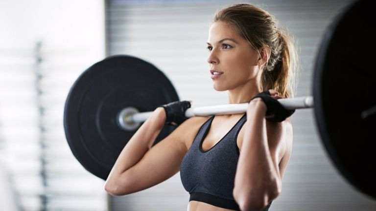 Is THIS the best way to get fit_ 9 benefits of strength training MAIN