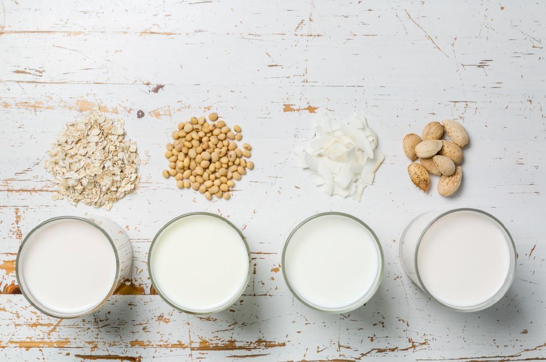 Plant Milk Save The Planet with these climate friendly food swaps