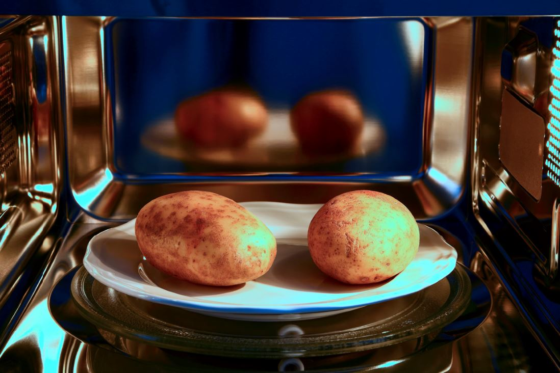 baked potato in microwave not oven save the plant climate friendly food swaps