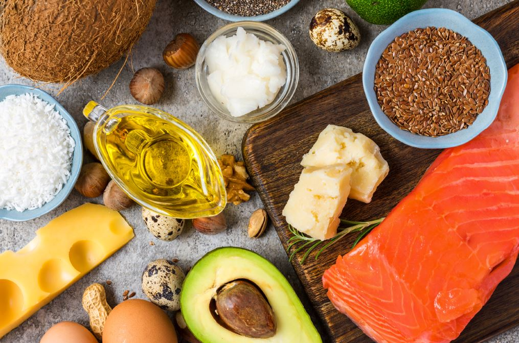 healthy fats and protein hormonal imbalance