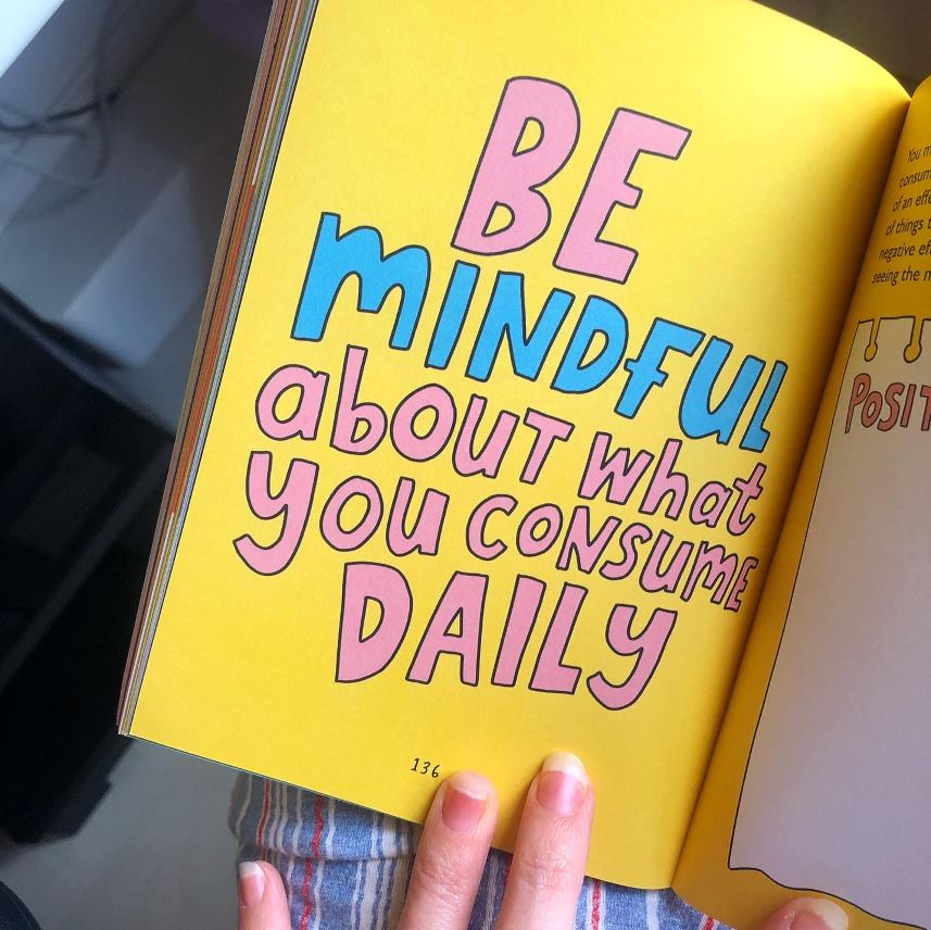how to be happier book picture