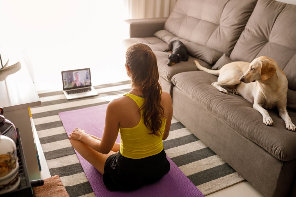 meditation for stress and anxirty how to get fit