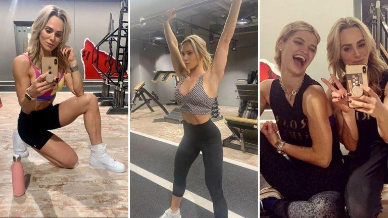 Celebrity trainer Sarah Lindsay reveals the golden rules of goal setting MAIN