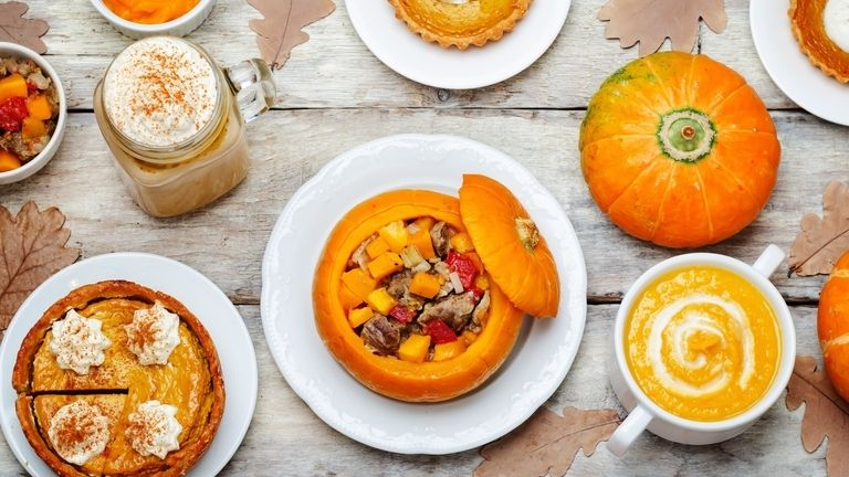 Make your Halloween tastier with these two delicious pumpkin recipes MAIN