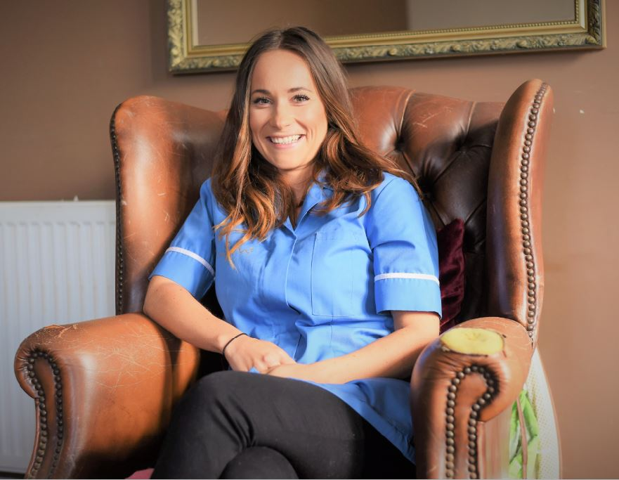 Marie Louise midwife