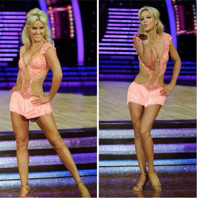 Natalie Lowe Strictly Come Dancing 5