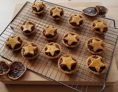 A healthier take on two of your favourite festive treats FEATURED