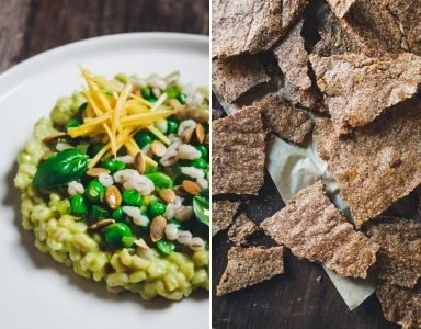 Add more whole grains to your diet with these 3 healthy plant-based recipes FEATURED