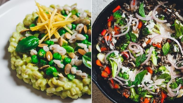 Add more whole grains to your diet with these 3 healthy plant-based recipes MAIN