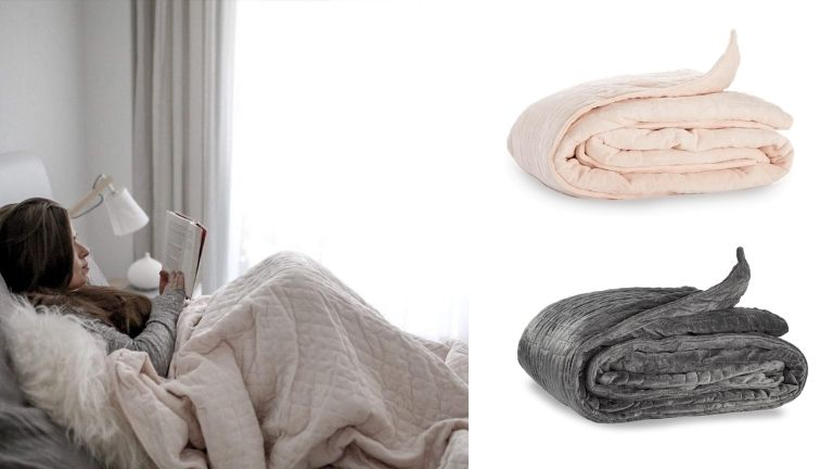 Calming Weighted Blanket Healthista Christmas gift guide
