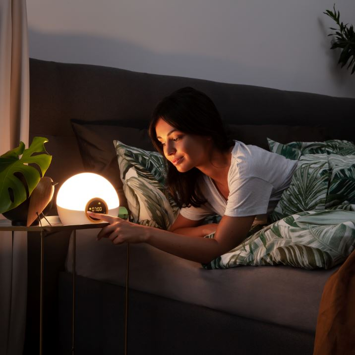 Lumie lamp healthista Christmas gift guide 2020