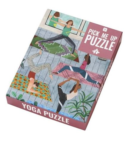 Yoga Puzzle christmas gift guide 2020