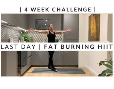 Home Workout Challenge for body and mind day 26 FEATURED
