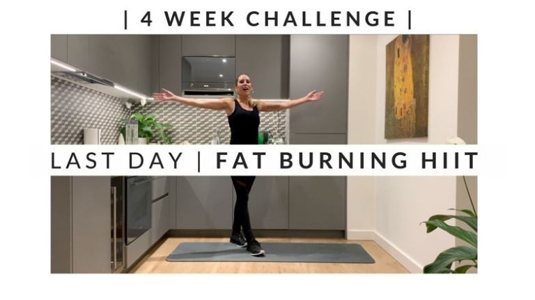 Home Workout Challenge for body and mind day 26 MAIN