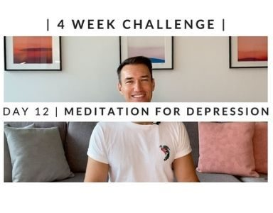 Home Workout Challenge for body and mind day twelve FEATURED