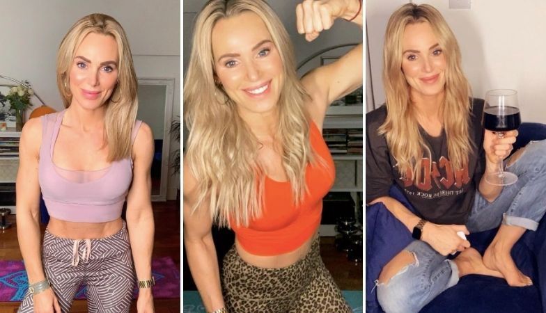 Celebrity trainer Sarah Lindsay reveals the fitness lockdown goals we should be aiming for – ps: they aren't what you think