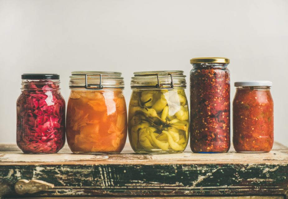 Gut health immunity cookbook eat more fermented food