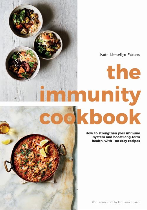 Gut health immunity cookbook