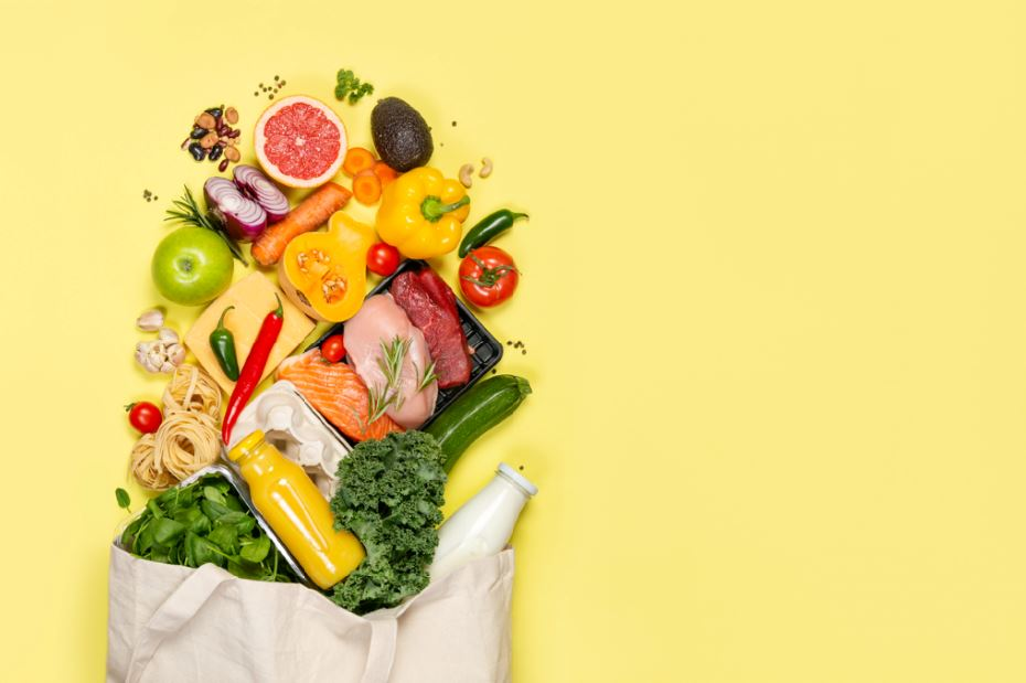 gut health tips vegetables in a bag