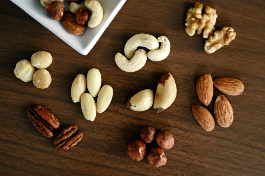 Healthy snacks to keep you full on the move nuts