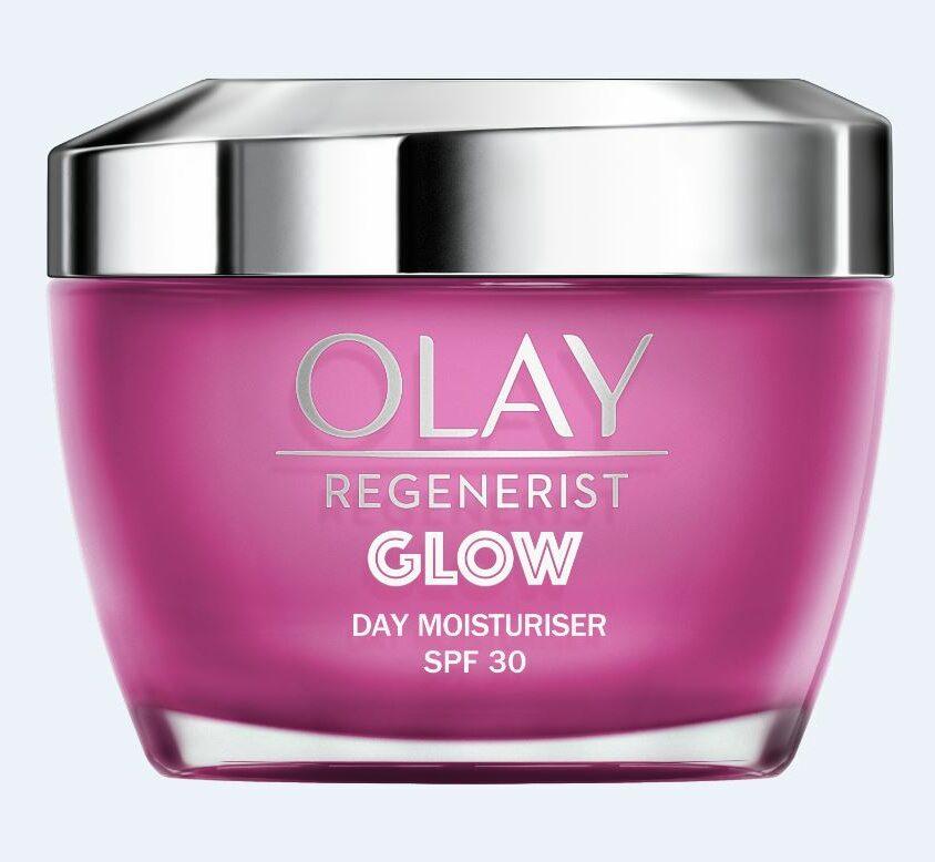 Olay Glow Moisteriser travel bag essentials