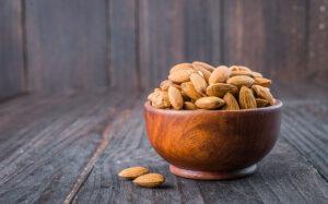 almond foods for mental health depression