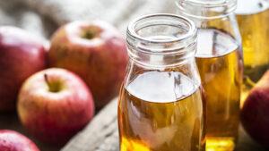 energy boosting alternatives to coffee apple cider vinegar